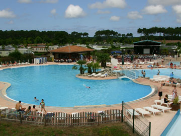 Featured Aquitaine Holiday Parks