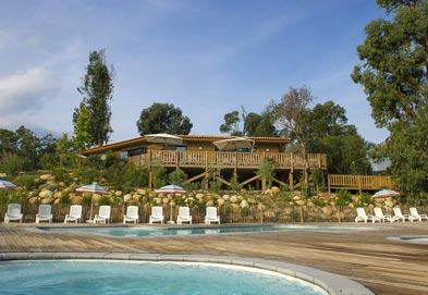 Featured Corsica Holiday Parks