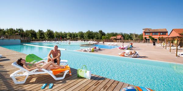Le Beach Garden, Marseillan Plage,Languedoc Roussillon,France
