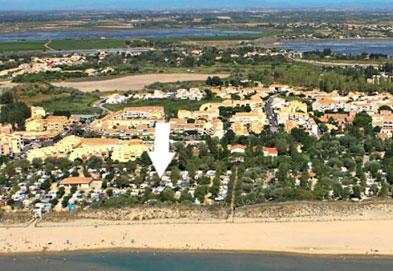 Dunes et Soleil, Marseillan Plage,Languedoc Roussillon,France