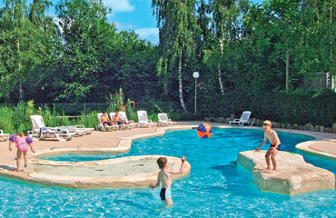 Featured Ile de France Holiday Parks