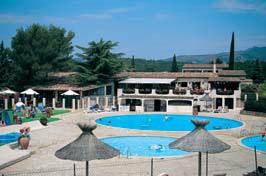 Esterel - Eurocamp, St Raphael,Provence Cote d'Azur,France