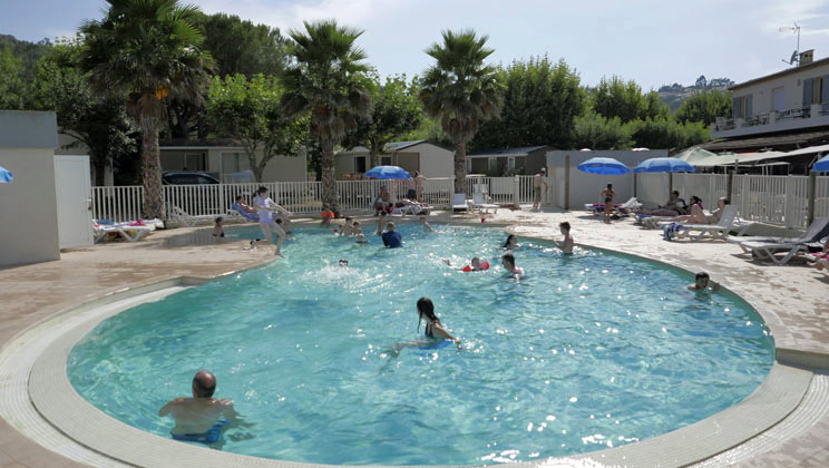 Camping Cote Mer, Cannes,Provence Cote d'Azur,France