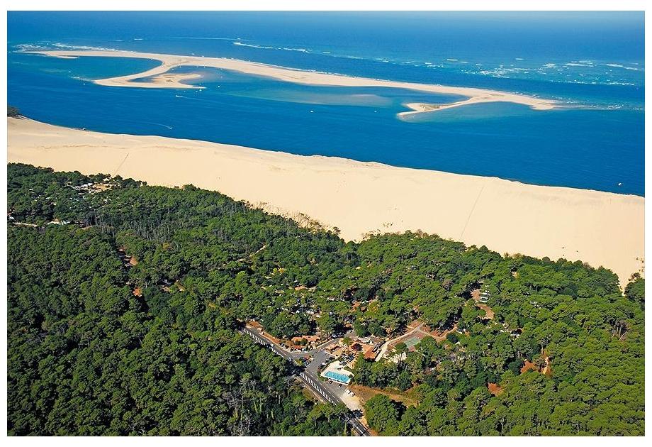 Tohapi La Foret, Pyla sur Mer,Aquitaine,France