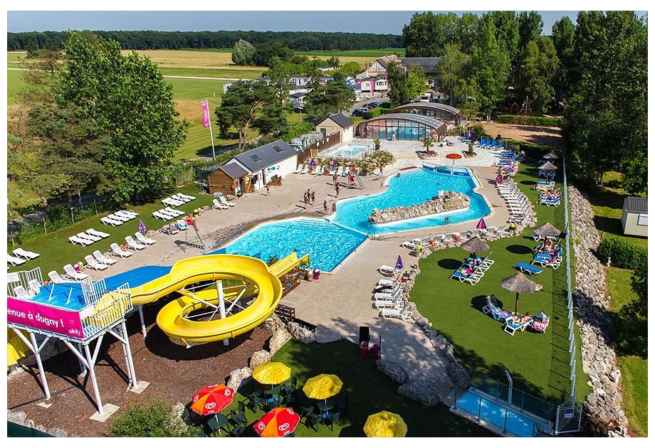Featured Centre Holiday Parks