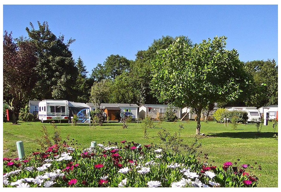 Flower Camping Le Rompval, Mers-les-Bains,Picardy,France